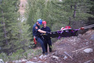 Wilderness Rescue Descend