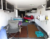 Medical Trailer and Fire Engines Available