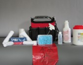 Spill Kit for Clean-up