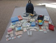 First Responder Medical Bag
